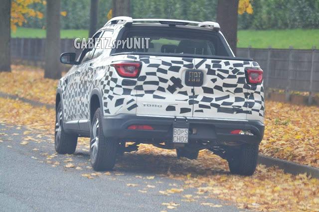 """Fiat Toro, il nuovo PickUp """"medio"""" - Pagina 4 46075110"""