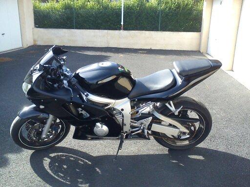 [VENDU] Yamaha R6 14313510