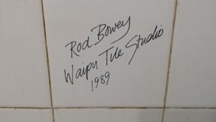 Waipu Tiles at the Aotea Centre. Mark for gallery Waipu_13