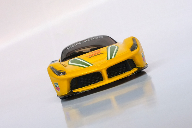 "La Ferrari ""Ayrton Senna"" 00210"