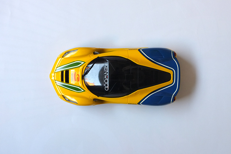 "La Ferrari ""Ayrton Senna"" 00310"