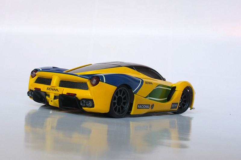 "La Ferrari ""Ayrton Senna"" 00610"