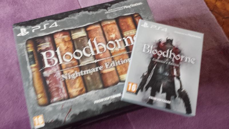 Bloodborne se fait collector en Europe 20150311