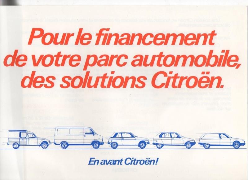 """Brochure publicitaire """" de choc ou de charme, en avant les utilitaires"""" Img00410"""