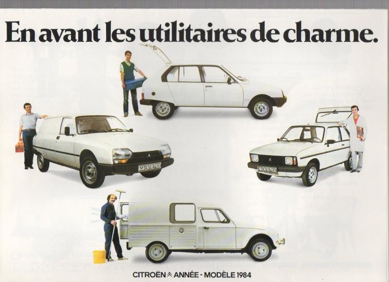 """Brochure publicitaire """"En avant les utilitaires de charme"""" de 1984 Img00610"""