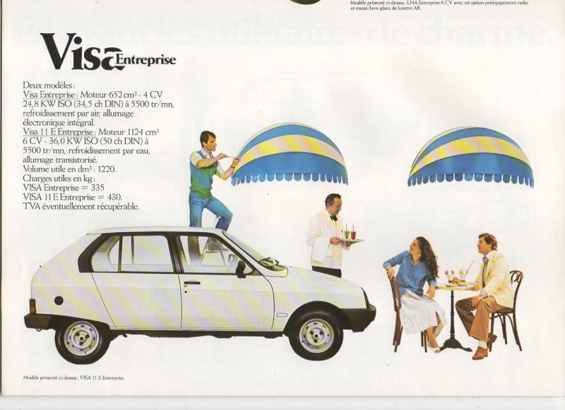 """Brochure publicitaire """"En avant les utilitaires de charme"""" de 1984 Img00810"""