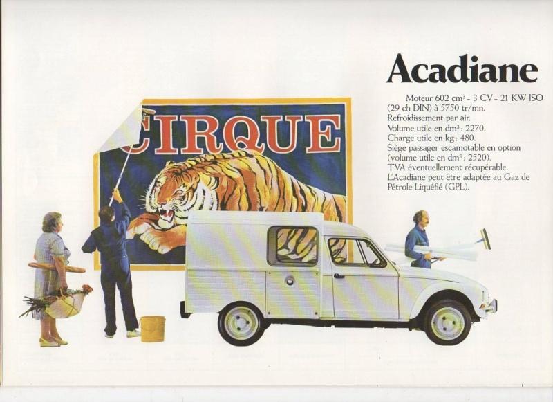"""Brochure publicitaire """"En avant les utilitaires de charme"""" de 1984 Img01010"""