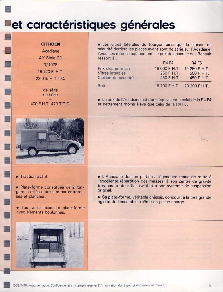 "Dossier Confidentiel ""Face a face Acadiane, R4 F4, R4 F6 de 1980"" Img01910"