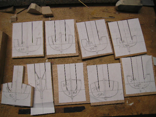 """BISQUINE sur la base """"La Cancalaise"""" Billing Boats 1/40°  - Page 5 Bild0033"""