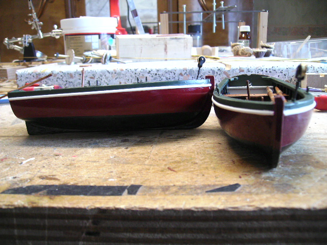 """BISQUINE sur la base """"La Cancalaise"""" Billing Boats 1/40°  - Page 5 Bild0056"""