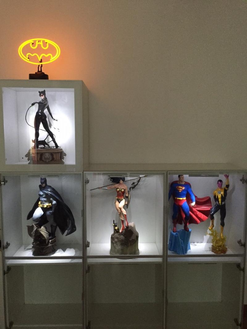 collection marvel2017 : ARRIVEE IRON MAN MARK VII XM STUDIOS et SHE-HULK XM STUDIOS - Page 3 Batman11