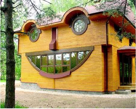 [Inspiration construction] Maisons réelles et réellement insolites 04d33711