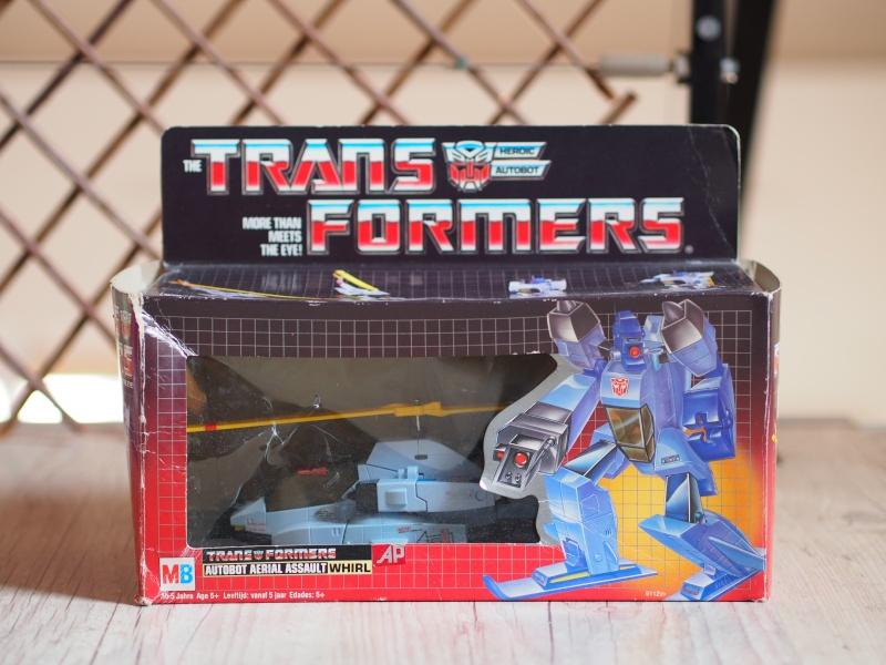 Les Transformers Milton Bradley (MB) - France - Page 3 P5050213