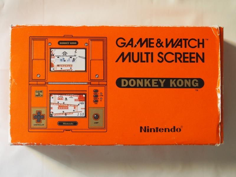 Les jeux vidéos GAME AND WATCH - NINTENDO - Page 2 P5270310
