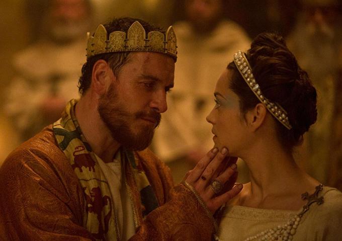 Macbeth, une nouvelle adaptation de l'oeuvre de Shakespeare avec Michael Fassbender et Marion Cotillard - Page 2 Macbet10