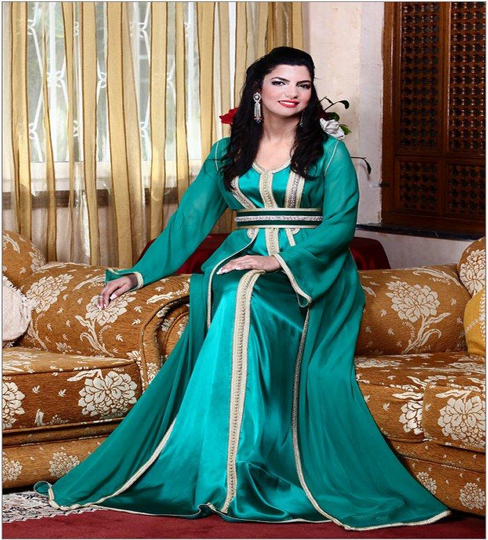Morocco Style 2015 caftan Mode Caftan10