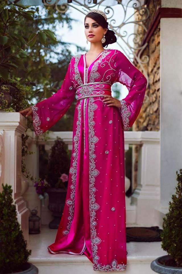 Morocco Style 2015 caftan Mode Caftan11