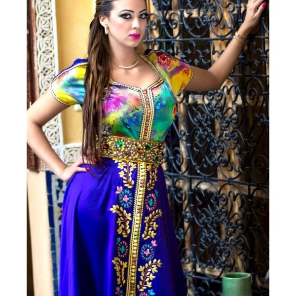 Morocco Style 2015 caftan Mode Caftan12