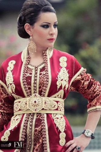 Morocco Style 2015 caftan Mode Caftan13
