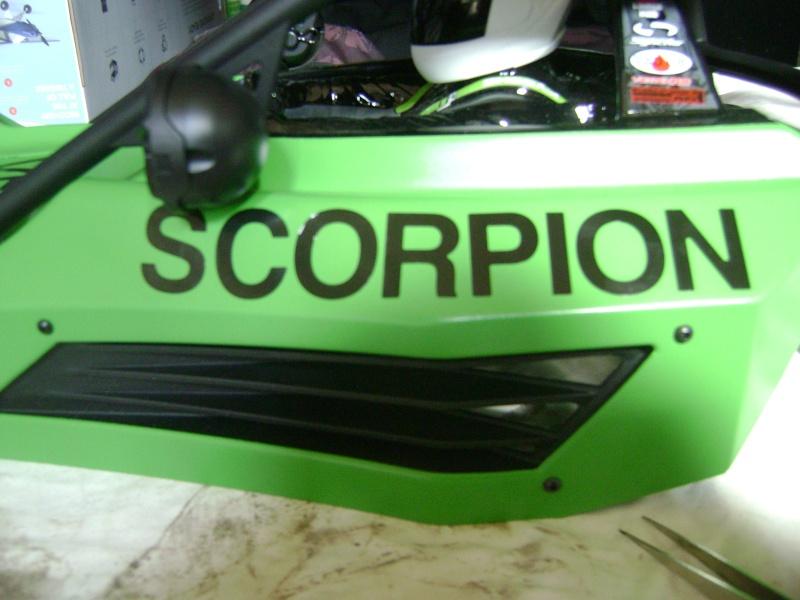 Nos Kyosho Scorpion xxl ve pas comme les autres - Page 17 Photo913