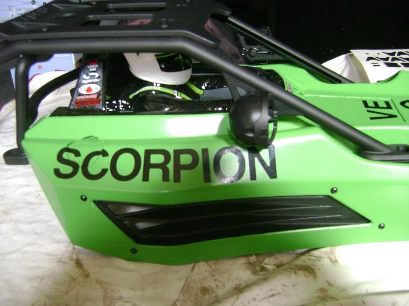 Nos Kyosho Scorpion xxl ve pas comme les autres - Page 17 Photo914
