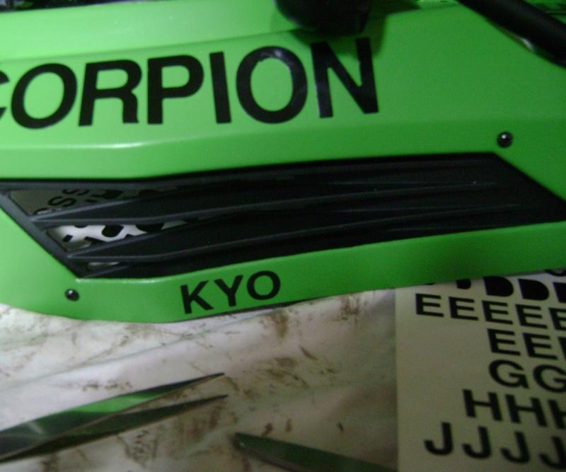 Nos Kyosho Scorpion xxl ve pas comme les autres - Page 17 Photo915