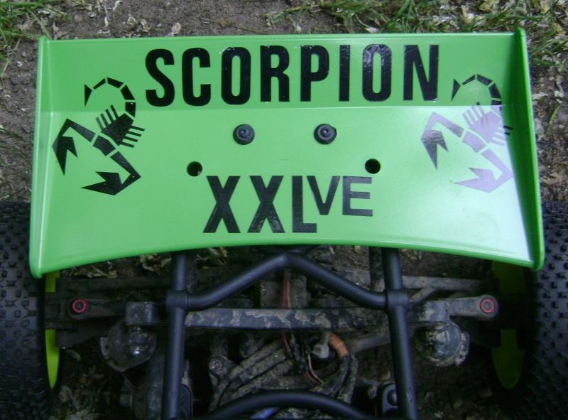 Nos Kyosho Scorpion xxl ve pas comme les autres - Page 17 Photo974