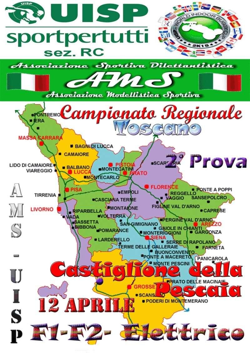 2° Prova Campionato Regionale AMS-UISP Castiglione C11