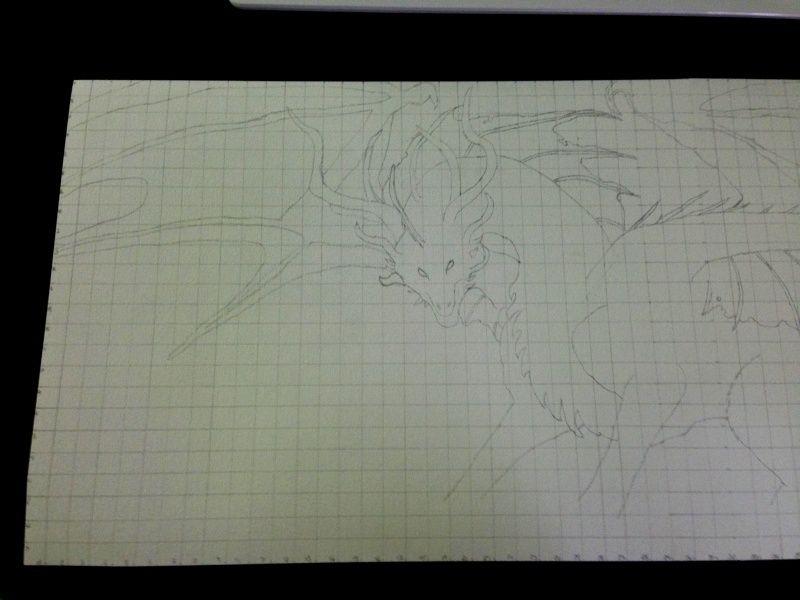 Dragon aux pastels  Dragon10