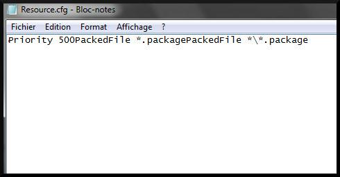 [Fiche]Créer un fichier Resource.cfg 418