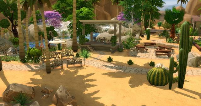 [Inspiration] Sims 4 : les parcs Hlld2j11