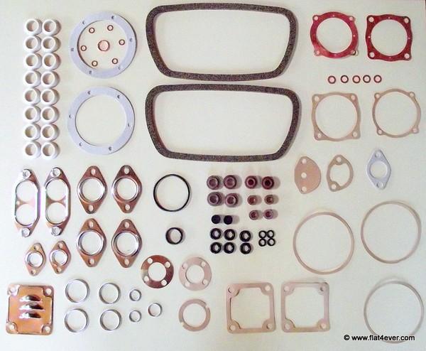 pochette joint moteur le detail de chaque joint 00610