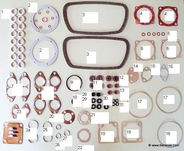 pochette joint moteur le detail de chaque joint 006_av10