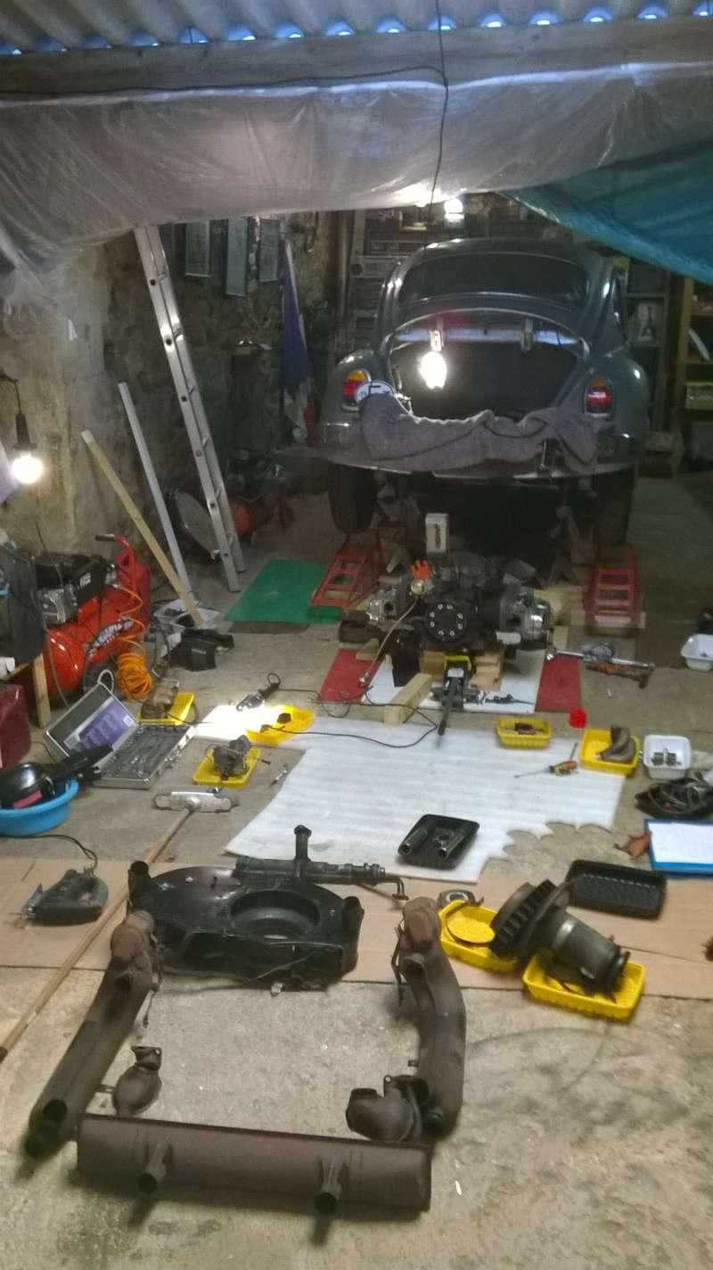 démontage remontage moteur 1302s 1600cc Wp_20125