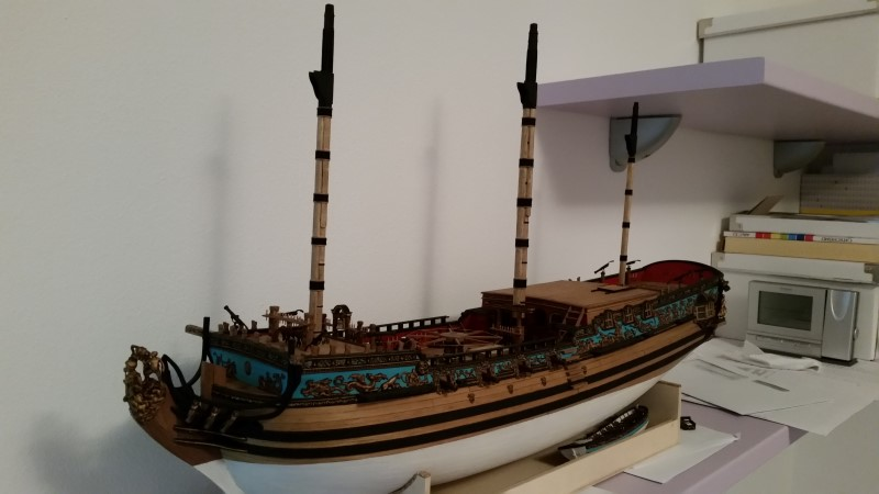 ROYAL CAROLINE (scala 1:48) - Pagina 4 20150310