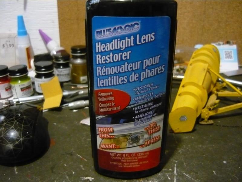 Restaurer un pare brise. P1130426
