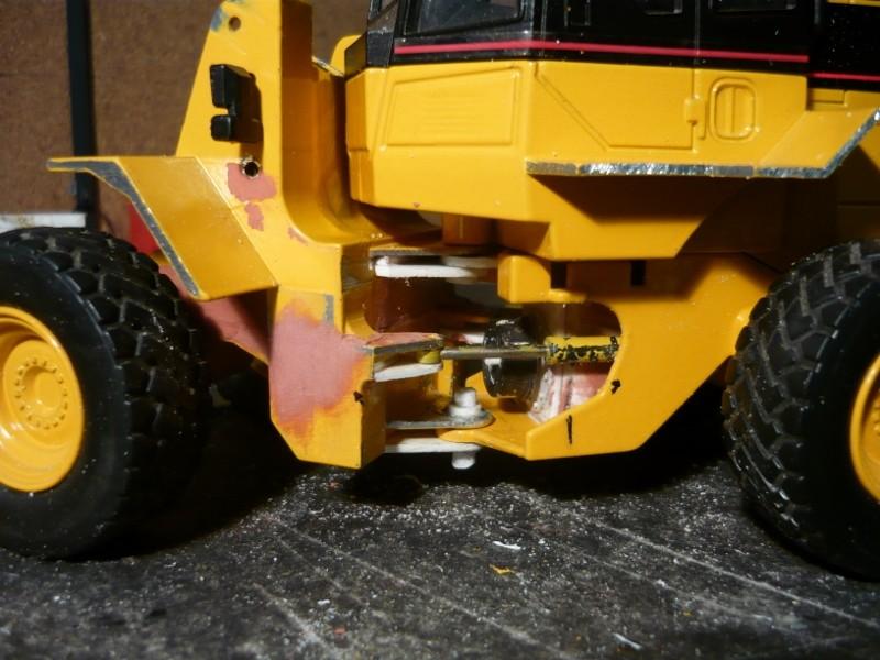 Ford  Aeromax avec fardier 35 tonnes - Page 4 P1130642