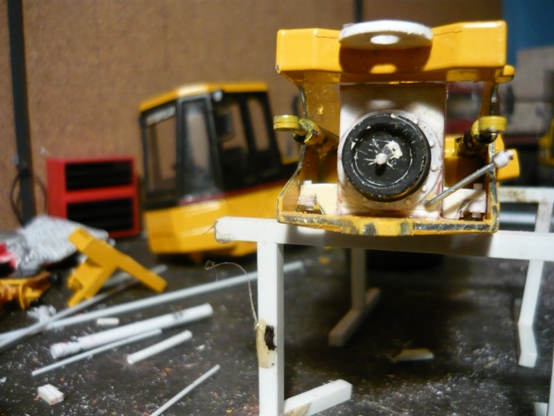 Ford  Aeromax avec fardier 35 tonnes - Page 4 P1130643