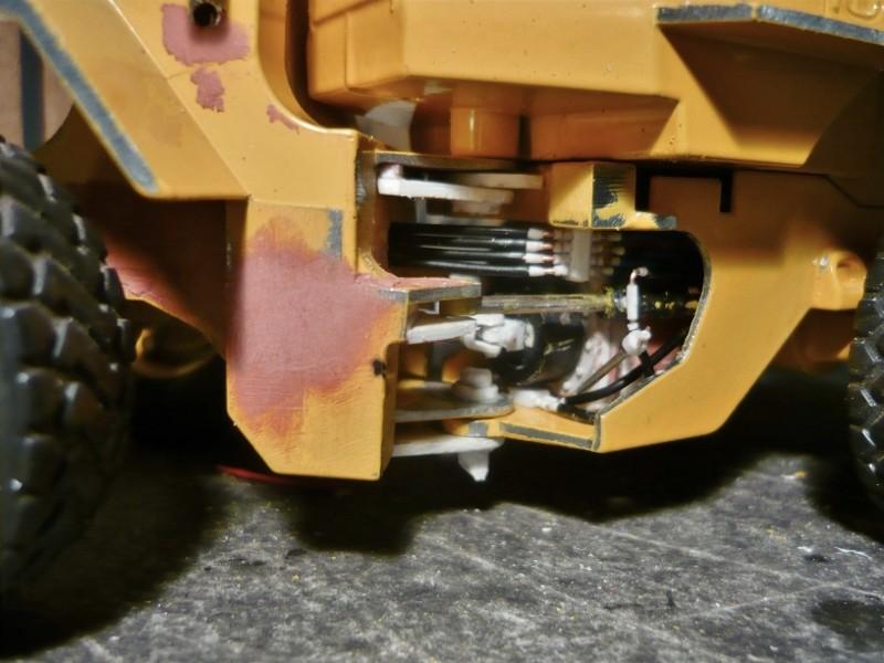 Ford  Aeromax avec fardier 35 tonnes - Page 5 P1130655