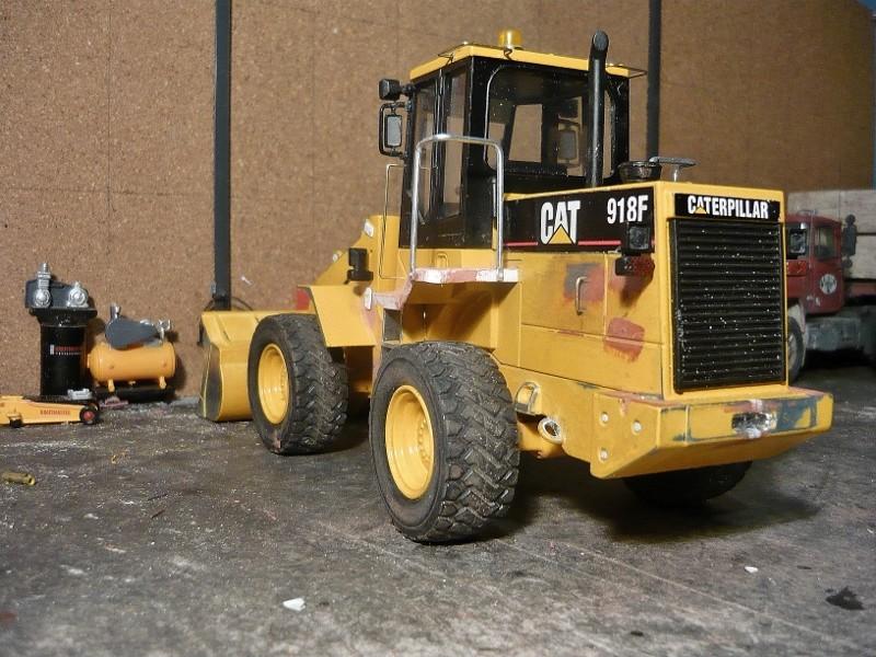 Ford  Aeromax avec fardier 35 tonnes - Page 5 P1130711