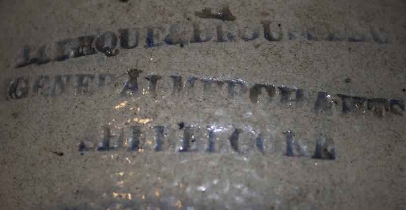 4 gallons Bourque et Brousseau Bourqu10
