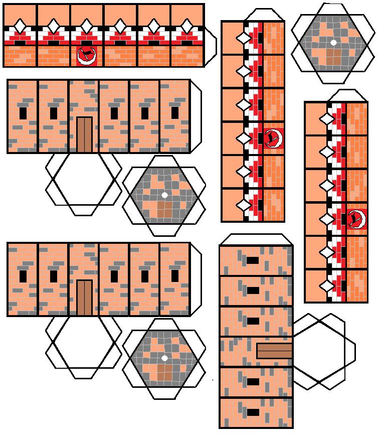 Figuren für Jodokus Turm711