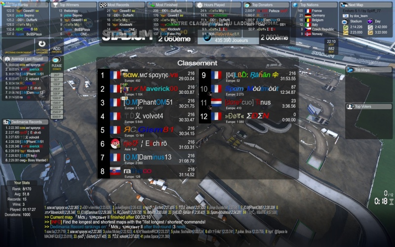 NEED SCREENSHOT OR REPLAY FROM SERVER 5 - RACE 5 Screen11