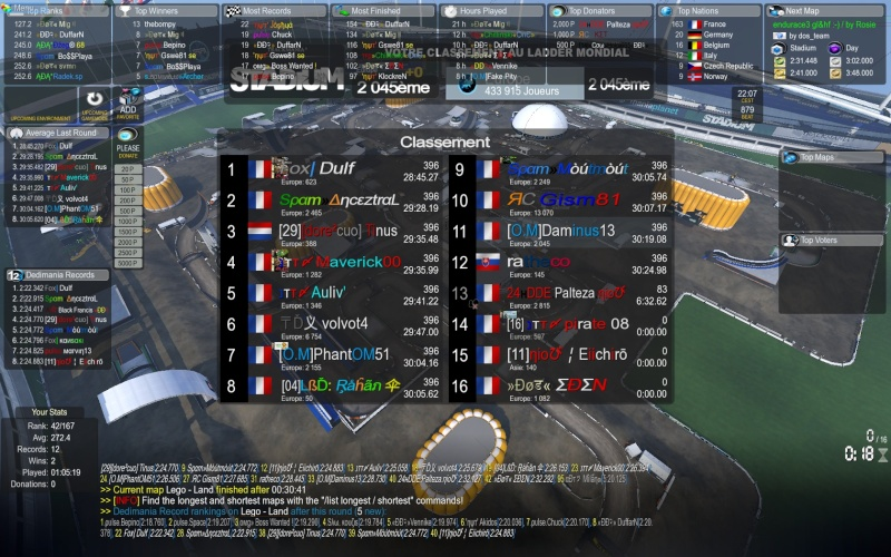 NEED SCREENSHOT OR REPLAY FROM SERVER 5 - RACE 5 Screen12