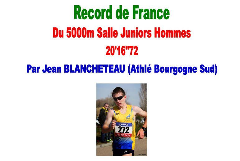 Record de France du 5000m Salle Juniors 1_rf_j10