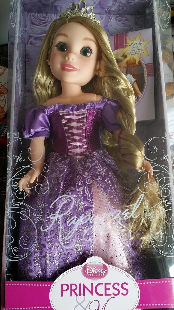 Princess & me  : Raiponce et les autres  20150521
