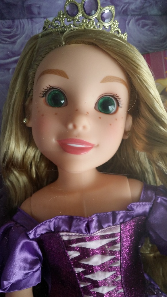 Princess & me  : Raiponce et les autres  20150522