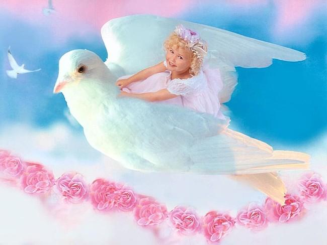 Как найти своего Ангела. Знакомство с Ангелом Хранителем Aee78