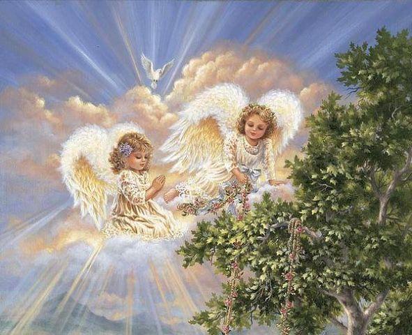Молитва Ангелам Aee79
