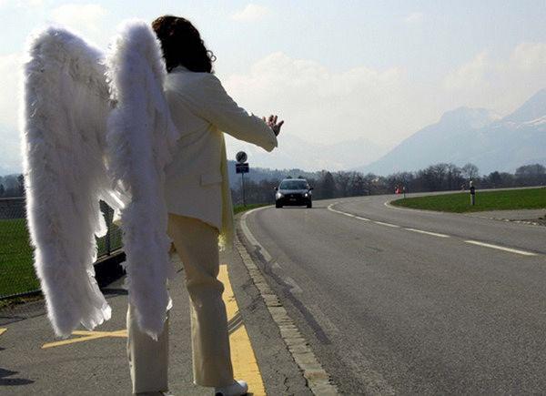 О чем предупреждает ангел - хранитель. Aee80
